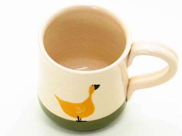 アヒル マグカップ