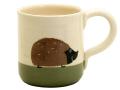 ハリネズミ マグカップ