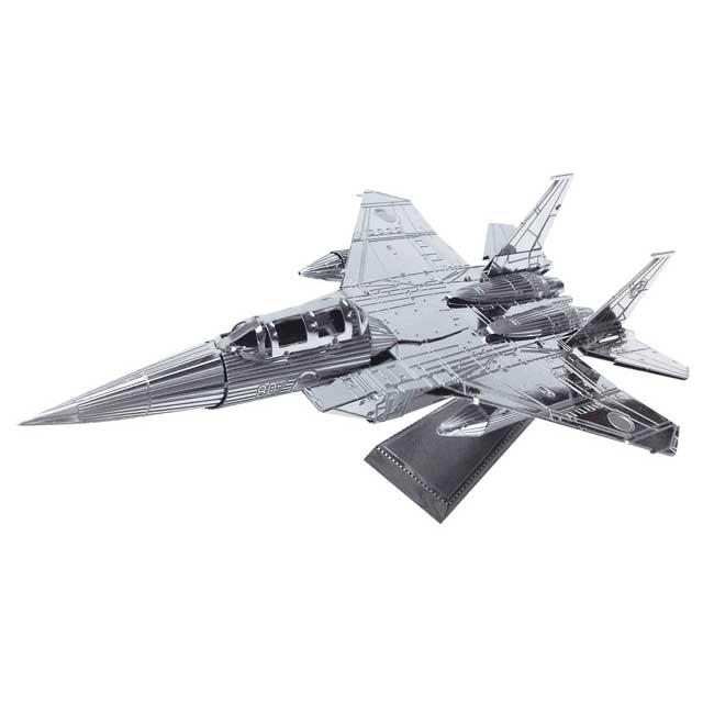 自衛隊 メタリックナノパズル F-15J(航空自衛隊)