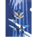 航空自衛隊 3Dクリアファイル (ブルーインパルス01)