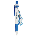 ブルーインパルス ラバーチャーム付きペン ボールペン