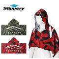 Slippery(スリッパリー)★2019年★フード付き冷感スポーツタオル