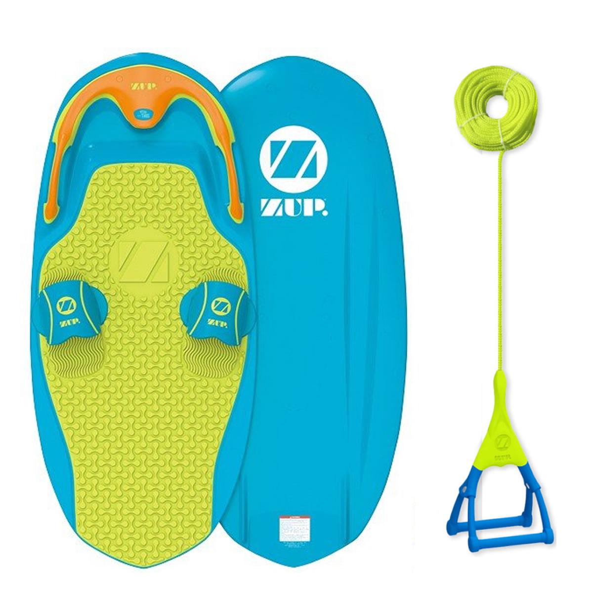 ZUP(ザップ)セット ボード2&ハンドル ブルー (43025)