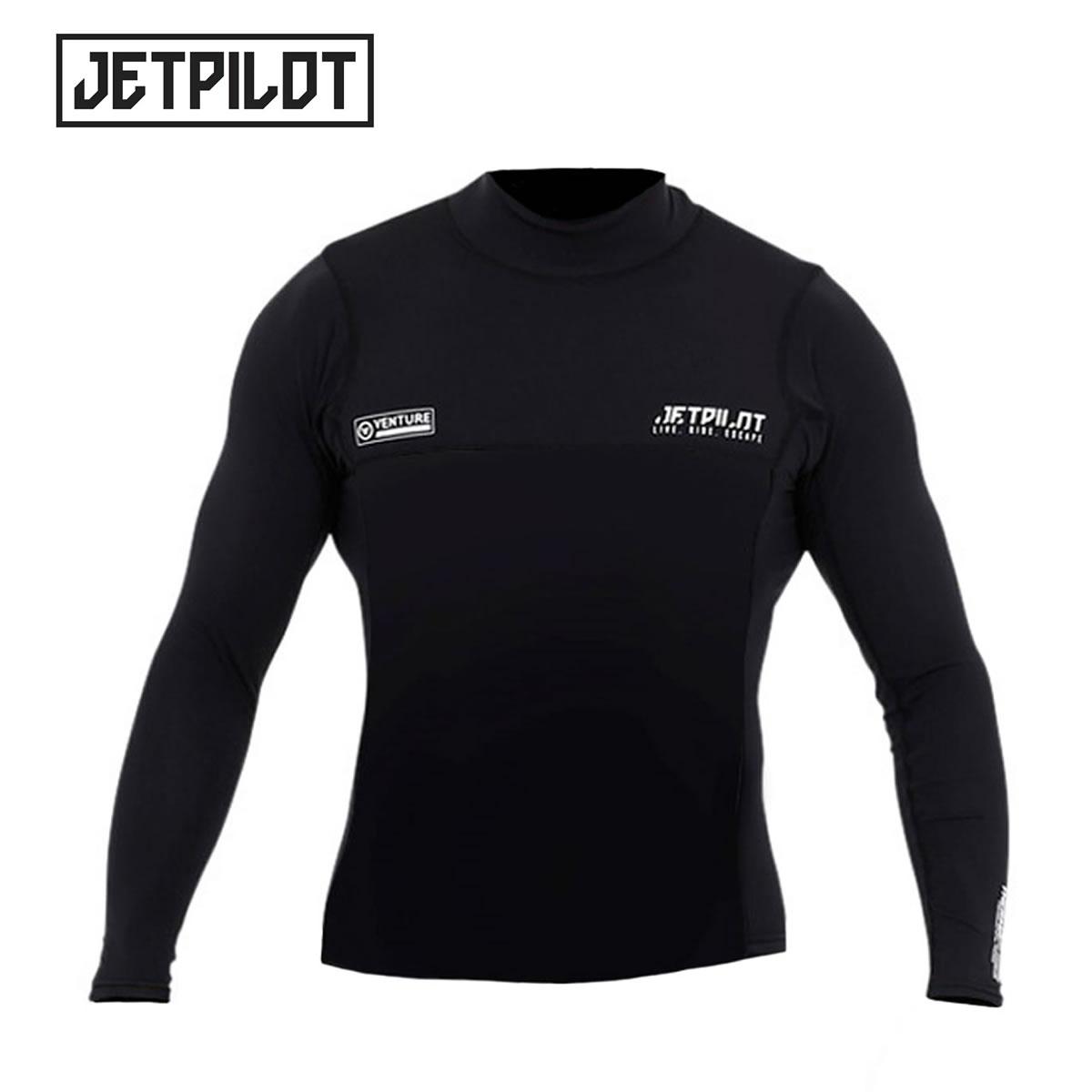 JETPILOT(ジェットパイロット) 長袖サーマフリースラッシュガード VENTURE(JA20159) レターパックライト対応