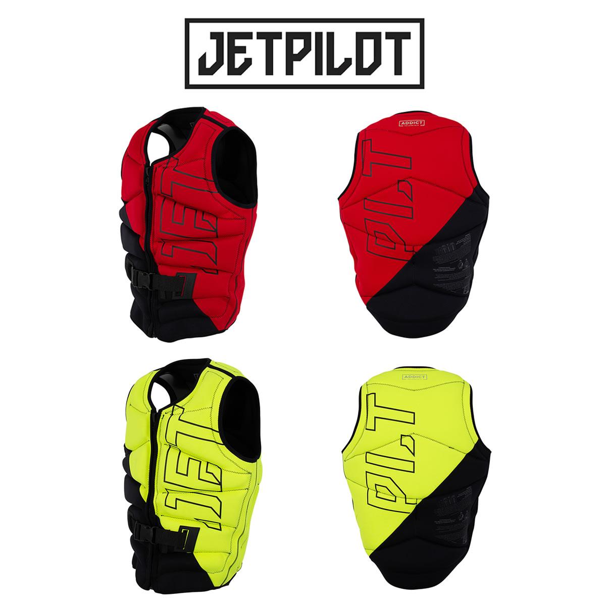 JETPILOT(ジェットパイロット)ネオベスト ADDICTリバーシブルネオベスト(JA20297)