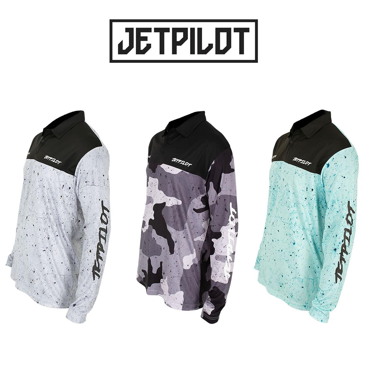 JETPILOT(ジェットパイロット) 長袖ラッシュシャツ VENTURE (JA21180)レターパックライト対応