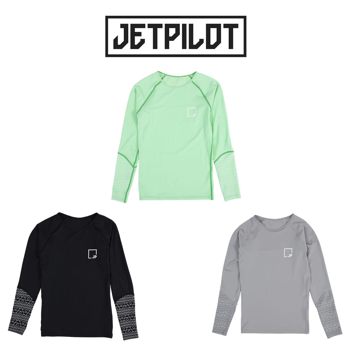 JETPILOT(ジェットパイロット) レディースラッシュ ペーサー L/S ラッシュ (S21515) レターパックライト対応