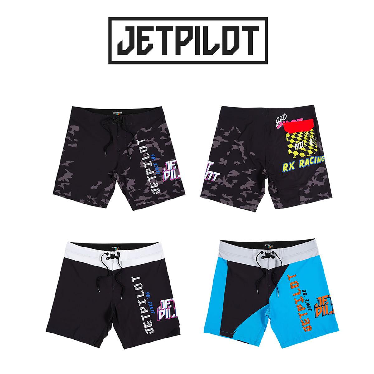 JETPILOT(ジェットパイロット)ボードショーツ RACE(S21904) レターパックライト対応