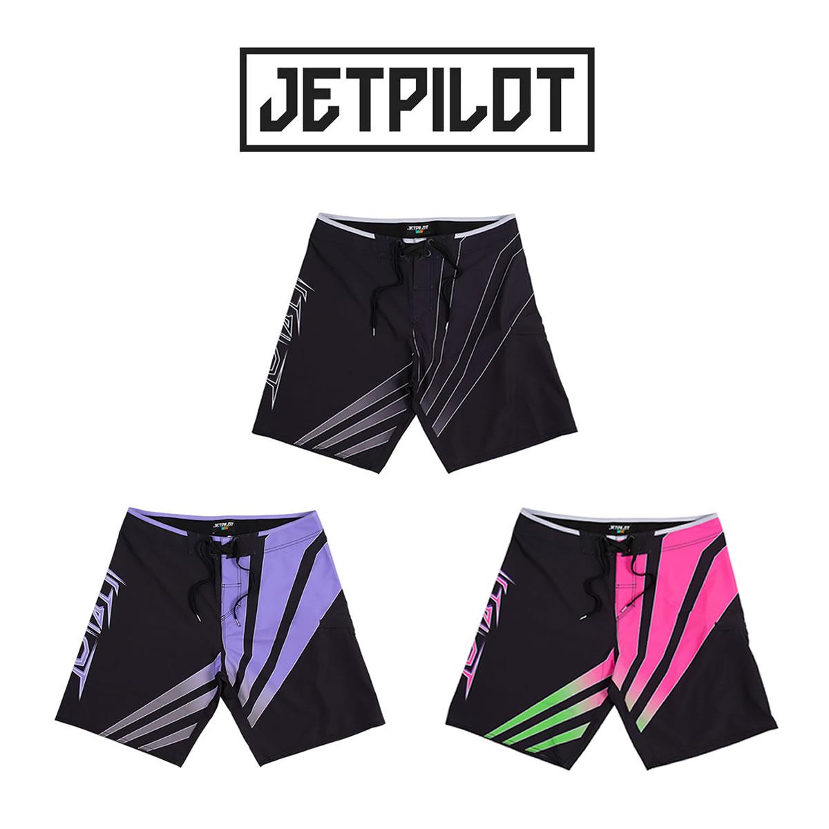 JETPILOT(ジェットパイロット)ボードショーツ SIDESWIPE(S21905)レターパックライト対応
