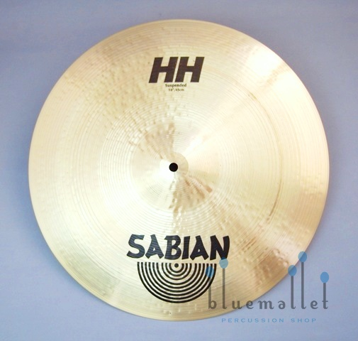 """Sabian Cymbal Suspended 18"""" HH-18S"""