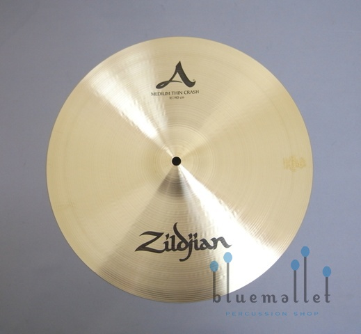 "Zildjian Cymbal A.Zil Medium Thin Crash 16"" 【お取り寄せ商品】"