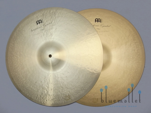 """Meinl Cymbal Symphonic Hevy 18"""" SY-18H"""