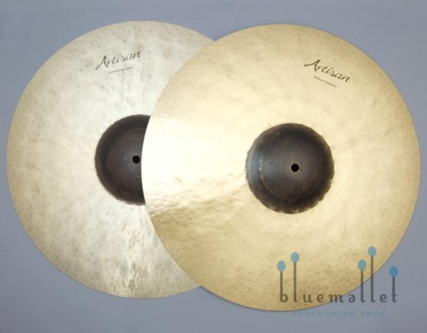 "Sabian Cymbal Artisan Traditional Symphonic 18"" Medium Light VL-18ASML (Pair Cymbal) 【お取り寄せ商品】"