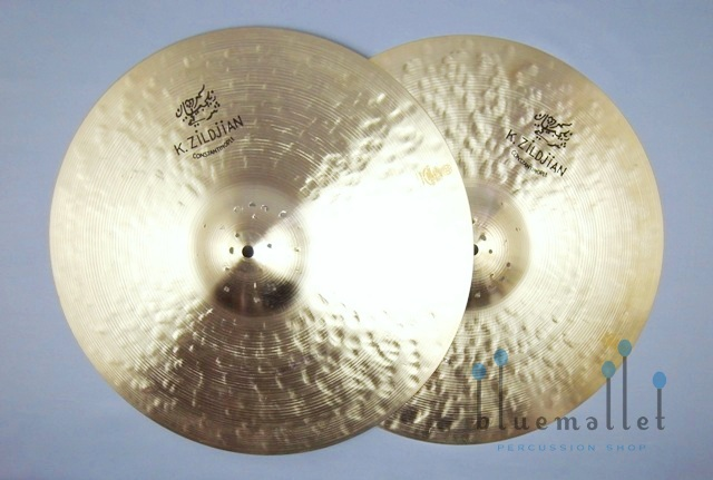 """Zildjian Cymbal K Constantinople 18"""" Special Selection (Pair Cymbal) 【お取り寄せ商品】"""