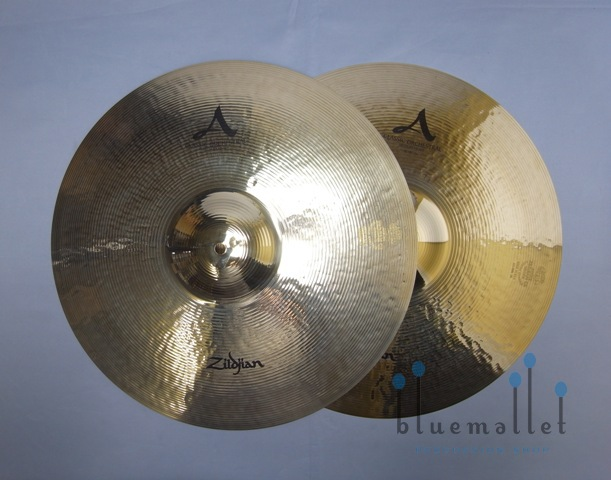 """Zildjian Cymbal A Classic Orchestral Selection Medium Heavy 18"""" (Pair Cymbal)"""