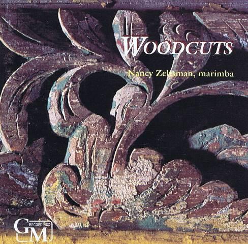 Zeltsman , Nancy - Woodcuts (CD)