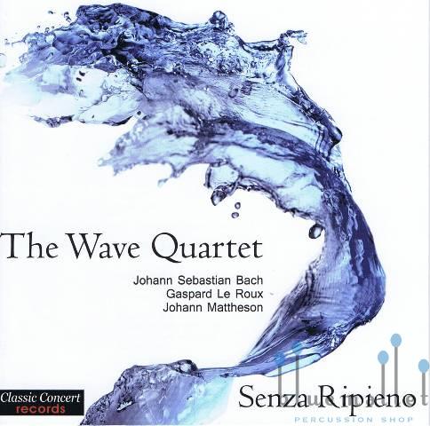 The Wave Quartet - Senza Ripieno (CD)