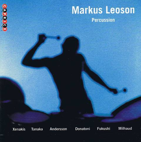 Leoson , Markus -  Markus Leoson Percussion (CD)