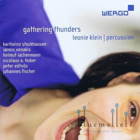 Klein , Leonie - Gathering Thunders (CD)