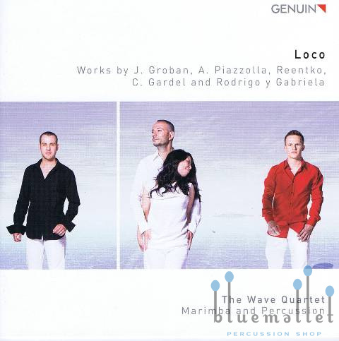 The Wave Quartet - Loco (CD)