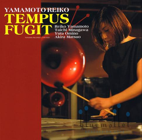 Yamamoto , Reiko - Tempus Fugit (CD)
