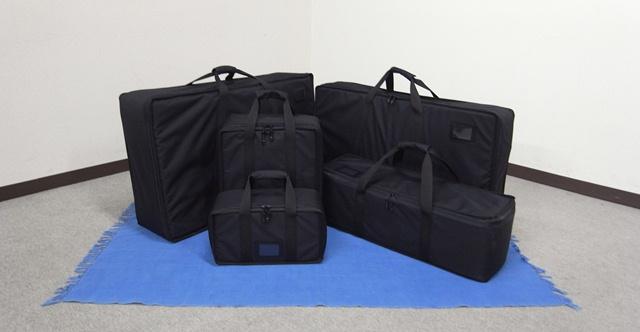 BMO Vibraphone Bag Set MUS-SET-M48 (Musser M48シリーズ用) 【お取り寄せ商品】