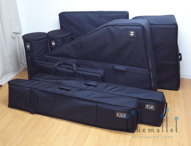 BMO Marimba Bag Set YMH-SET-5100A 【お取り寄せ商品】