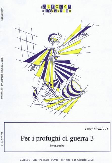 Morleo , Luigi - Per i profughi di guerra 3  Per Marimba