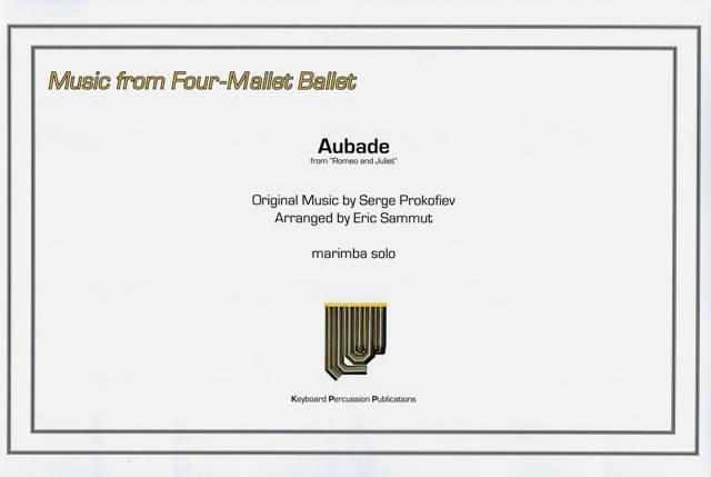 """Sammut , Eric - Aubade from """"Romeo et Juliet"""" op.64 [Ballet] (特価品)"""