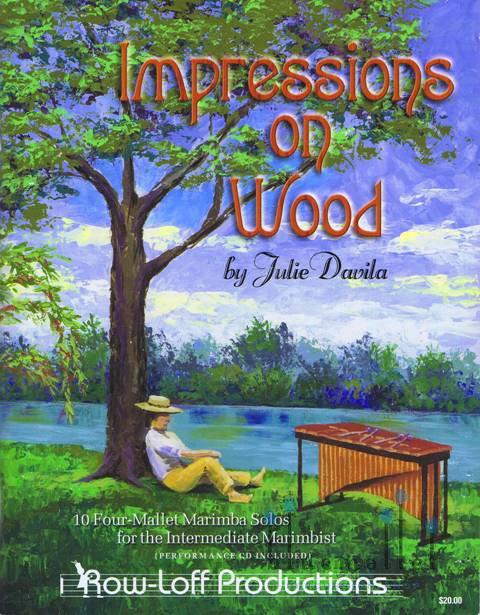 Davila , Julie - Impressions on Wood