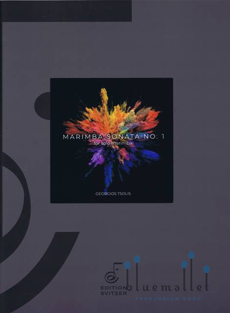 Tsolis , Georgios - Marimba Sonata No.1 for Solo Marimba