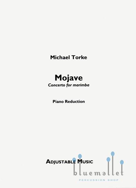 Torke , Michael - Mojave Concerto for Marimba (特価品)