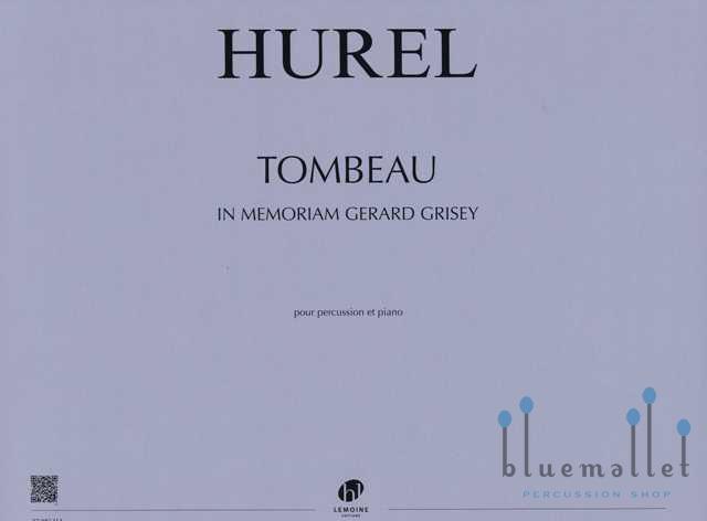 Hurel , Philippe - Tombeau (特価品)