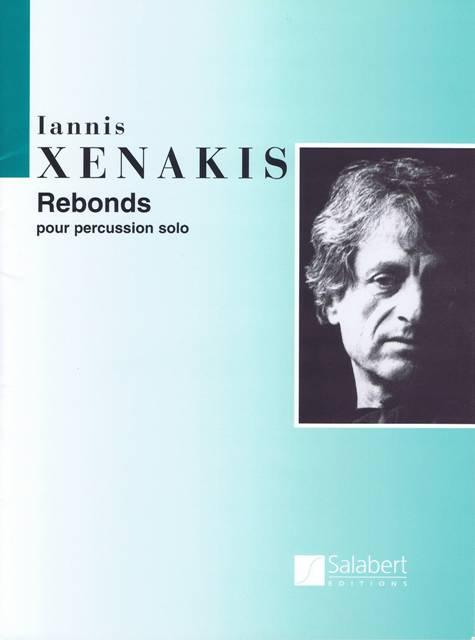 Xenakis , Iannis - Rebonds