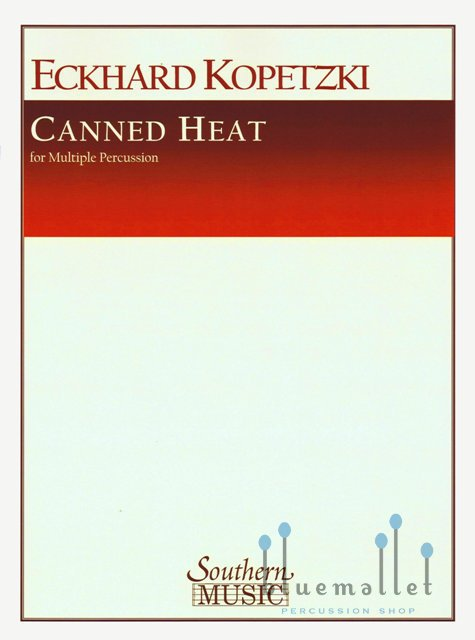 Kopetzki , Eckhard - Canned Heat
