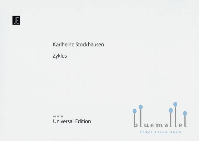 Stockhausen , Karlheinz - Nr.9 Zyklus