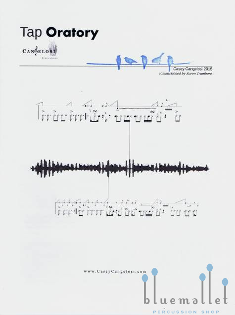 Cangelosi , Casey - Tap Oratory