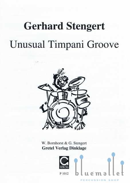 Stengert , Gerhard - Unusual Timpani Groove