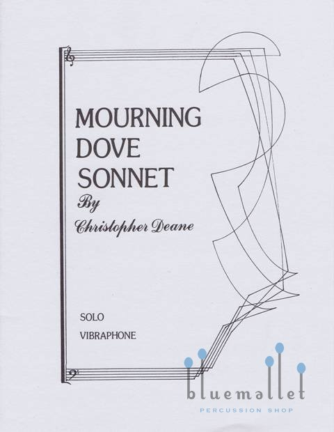 Deane , Christopher - Mourning Dove Sonnet