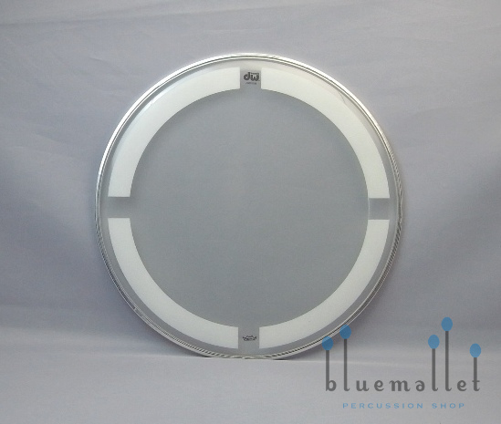"DW Drum Head Coated Clear 14"" DW-DHCC14"