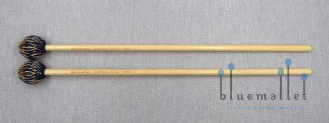 Marimba One Mallet K.Mycka Rattan KMR1 (ラタン柄太め) (特価品)