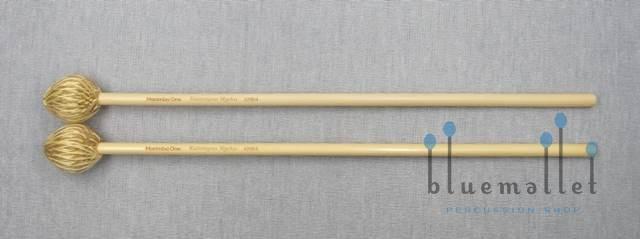 Marimba One Mallet K.Mycka Rattan KMR4 (ラタン柄太め)