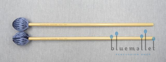 Marimba One Mallet I.Bilic IBR4 (ラタン柄太め) (特価品)