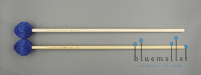Marimba One Mallet I.Bilic IBR5 (ラタン柄太め) (特価品)