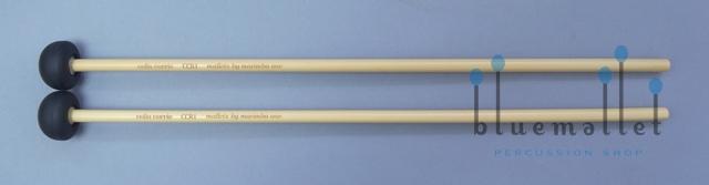 Marimba One Mallet C.Currie CCR1 (ラタン柄太め) (特価品)