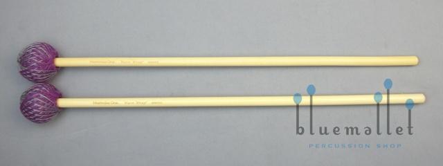 Marimba One Mallet WaveWrap Rattan WWXR5 (ラタン柄太め)