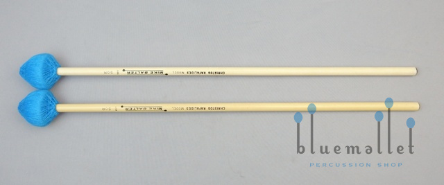 Mike Balter Mallet Christos Rafalides Model MB-CR (ラタン柄) (特価品)