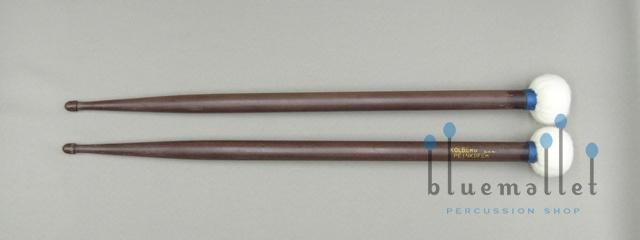 Kolberg Two-head Mallets Stick Peinkofer Z2Z MA + Wool Felt Medium (特価品)