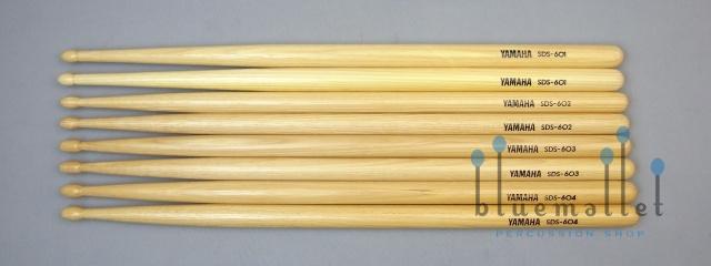 Yamaha Stick SDS-601 602 603 604 4 Pair Sets (特価品)