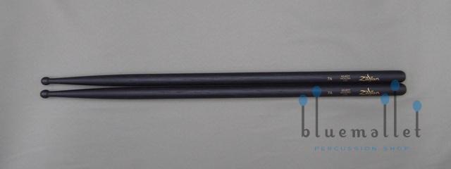 Zildjian Stick Hickory Series 7A Wood Black (特価品)